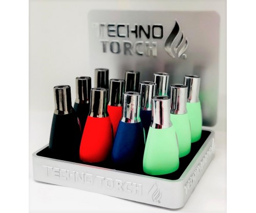 Click Single Techno Torch (1Q=12pcs) 1pc=$5.00