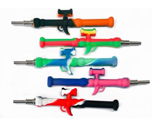 NC34 Nectar Collector SIlicone Gun Peice (1Q=12pcs) 1pc=$3.50
